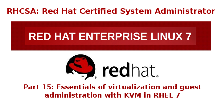 KVM Virtualization Basics and KVM Guest Administration