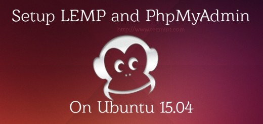 Setup LEMP on Ubuntu 15.04