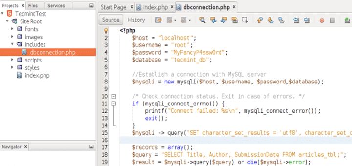 Deploy HTML Website on LAMP Ubuntu