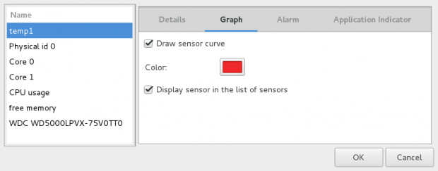Give Sensor Color
