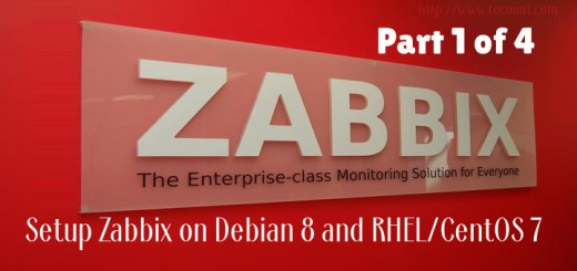 Install Zabbix on Debian CentOS and Red Hat