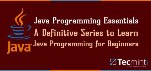 Learn Java Programming