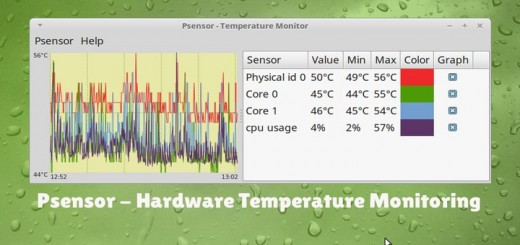 Linux Hardware Temperature Monitoring