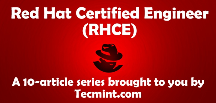 RHCE Series: How to Setup and Test Static Network Routing - Part 1