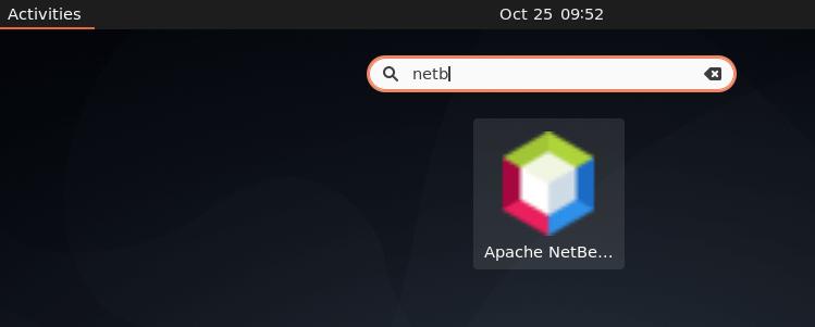 Start NetBeans IDE in Ubuntu