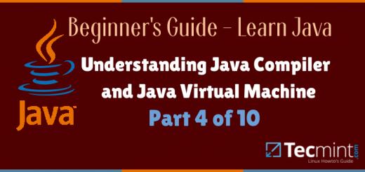 Understanding Java Compiler and Java Virtual Machine