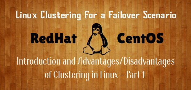 What is Clustering in Linux