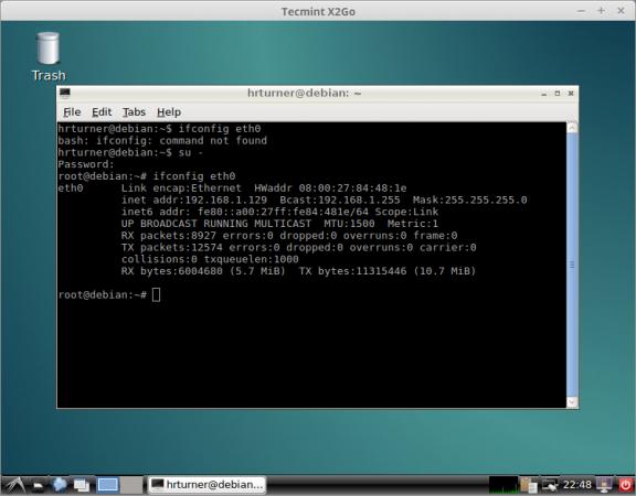 Linux Remote Desktop Access