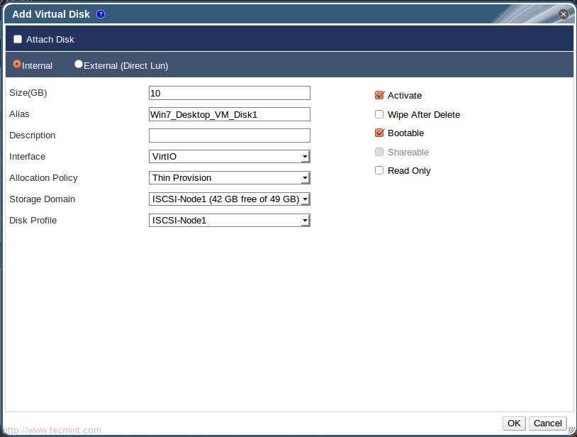 How to Deploy Virtual Machines in RHEV Environment - Part 4