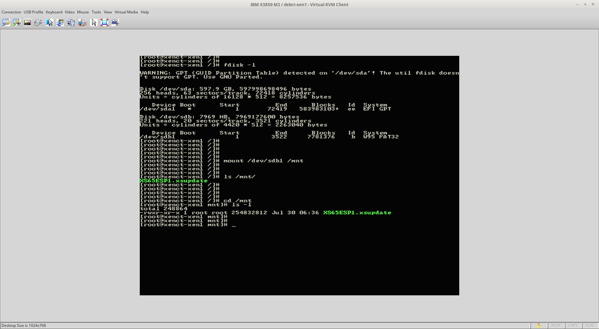patch command not found centos 7