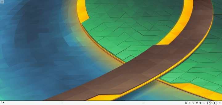 Install KDE Plasma 5.7 in Ubuntu, Linux Mint and Fedora
