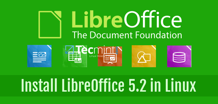 Install LibreOffice in Linux
