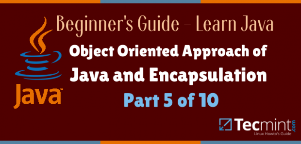 Object Oriented Approach of Java