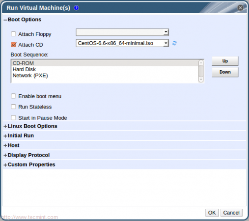 Run Virtual Machines