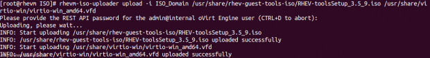 Upload Windows ISO