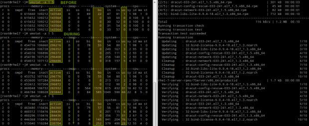 Vmstat Linux Performance Monitoring