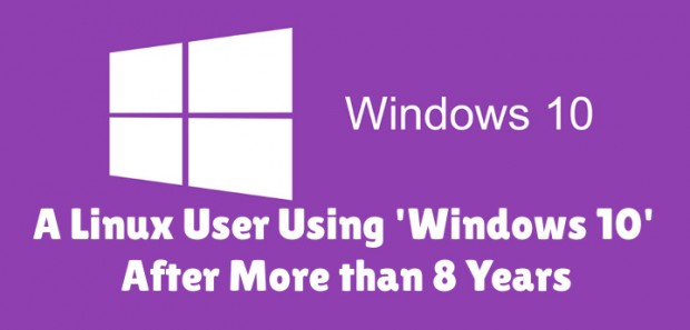Windows 10 and Linux Comparison