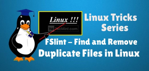 Find and Delete Duplicate Files in Linux