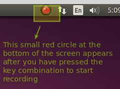 Control Desktop Screen Recording