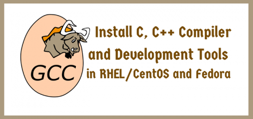 Install C C++ Compiler and Development Tools