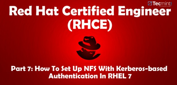 Setting Up NFS Server with Kerberos Authentication