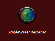 Simple Screen Recorder Launcher