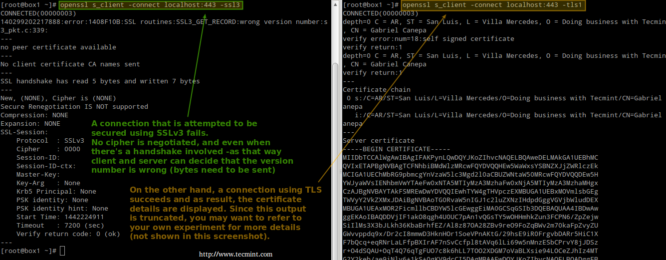 Verify Return Code 19 Self Signed Certificate In Chain Openssl