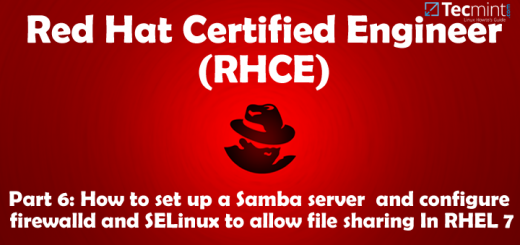 Setup Samba File Sharing on Linux
