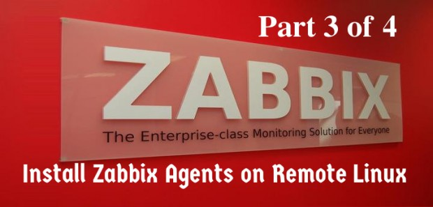 Add Zabbix Agent on Linux