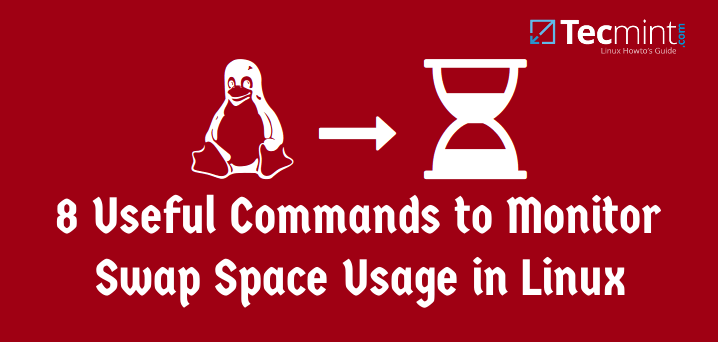 Check Linux Swap Space Usage