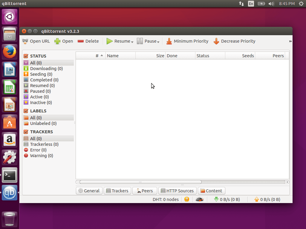 Install qbittorrent in Ubuntu