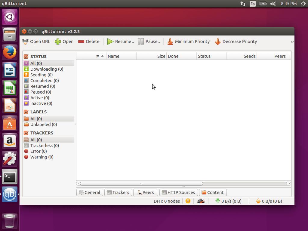 Install Qbittorrent In Ubuntu