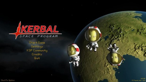 Kerbel-Space-Program