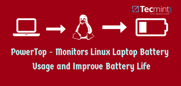 Monitor Linux Laptop Battery Usage
