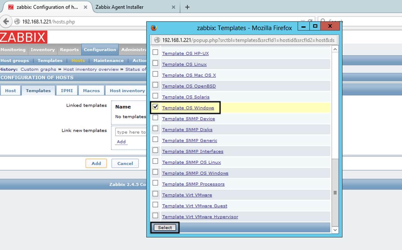 How to Install Zabbix Agent and Add Windows Host to Zabbix ...
