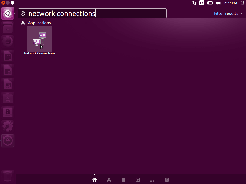 Ubuntu Network Connections