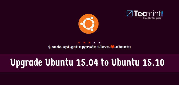 Upgrade Ubuntu 15.04 to Ubuntu 15.10