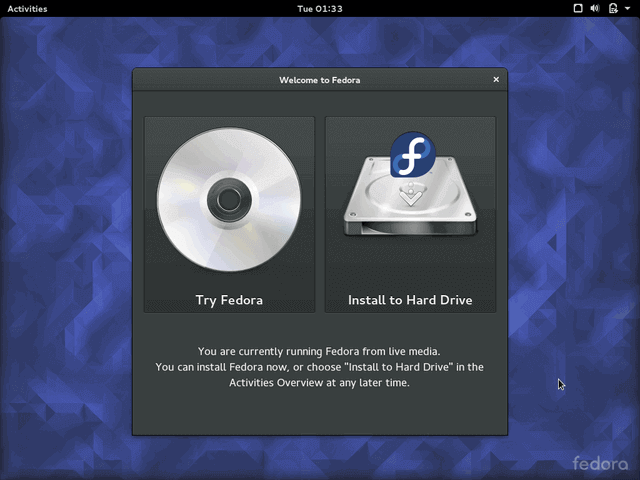 how to install os on new hard drive