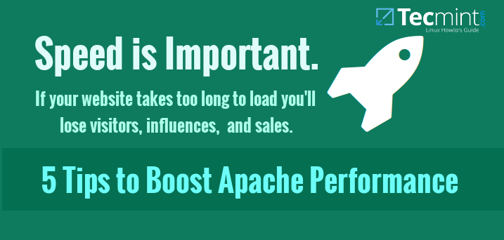 Improve Apache Web Server Performance