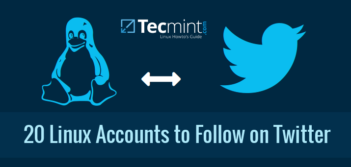 Linux Twitter Accounts to Follow