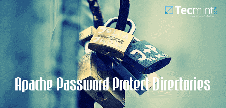 Password Protect Apache Web Directories
