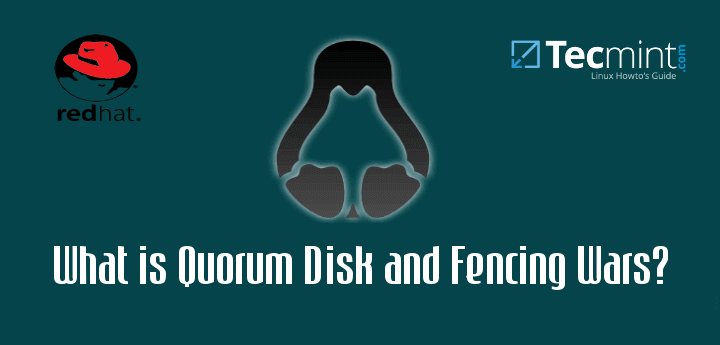 Quorum Disk and Fencing Wars