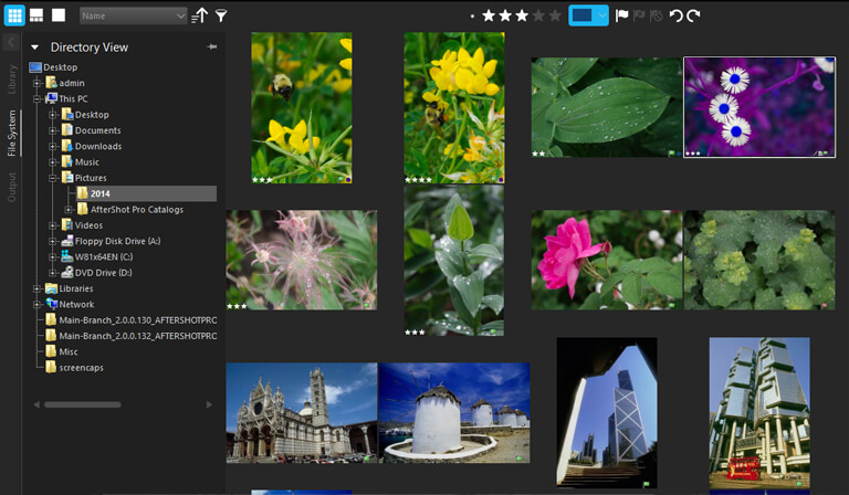 Aftershotpro Image Editor