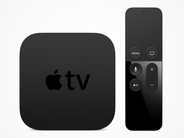 4th Generation Apple TV