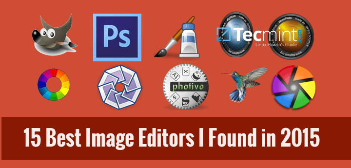 Best Linux Image Photo Editors