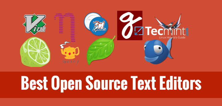 Best Open Source Text Editors for Linux
