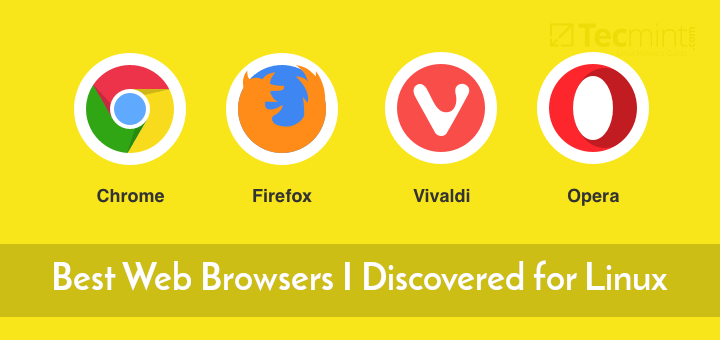Best Web Browsers for Linux