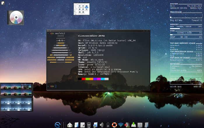 Elive Linux