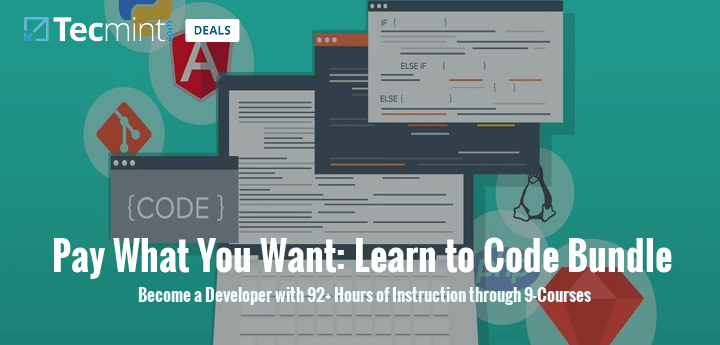 Learn to Code Bundle for Web Design