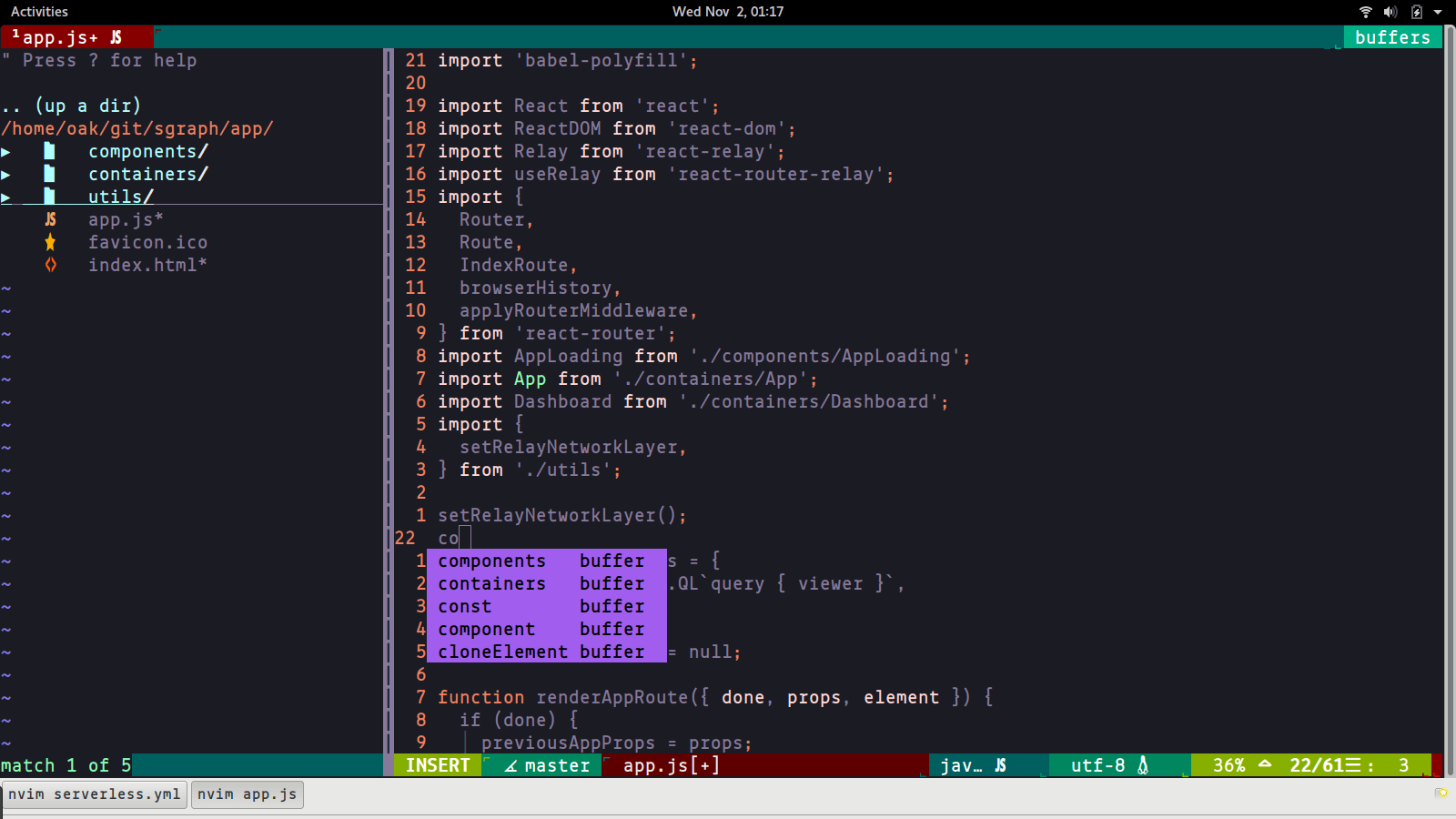 Neovim - Vim-based Text Editor